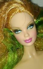 BARBIE TOP MODEL DOLL NUDE FOR OOAK or REPAINT MODEL MUSE BODY STEFFIE FACE