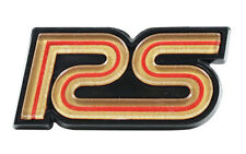 NEW Trim Parts Gold RS Grille Emblem / FOR 1980-81 CHEVY CAMARO / 6873