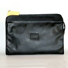 Borsa Beauty case borsello Prima Classe Alviero Martini nero donna originale