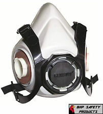 GERSON 9300 REUSABLE HALF MASK RESPIRATOR SIZE LARGE (MASK ONLY)