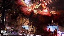 "005 Japanese Anime Gundam - Sazabi Dammit Char 43""x24"" Poster"
