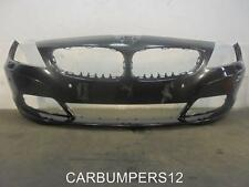 BMW Z4 E89 FRONT BUMPER WITH PDC WASH JET HOLES GENUINE BMW PART *O9