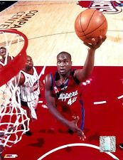 "DARIUS MILES b ""LOS ANGELES CLIPPERS"" COLOR LICENSED 8 X 10  PHOTOGRAPH"