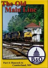 The Old Main Line Part 4 Hancock to Cumberland MD DVD