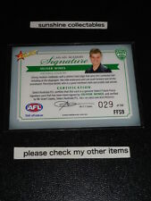 2012 FUTURE FORCE GREEN SIGNATURE OLIVER WINES FFS9 PORT ADELAIDE 029/150