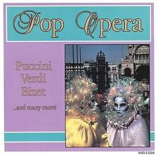 Pop Opera by Various Artists (CD, Sep-1994, MAD)