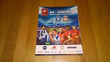 2015-16 HJK Helsinki v Liverpool - Friendly