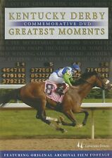 Kentucky Derby Greatest Moments (DVD, 2008) New Rare, OOP