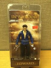 "The Twilight Saga: New Moon: Edward 7"" action figure New on Card"