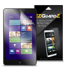 1X EZguardz LCD Screen Protector Cover Shield HD 1X For Lenovo ThinkPad 8 Tablet