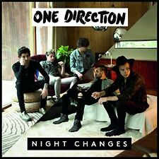 One Direction - Night Changes [CD Single New]