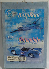 BATMAN : BATPLANE RESIN MODEL KIT MADE BY HORIZON IN 1995.  1/24 SCALE