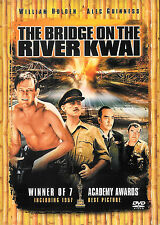 The Bridge On The River Kwai ~ 2-Disc DVD Set ~ FREE Shipping USA