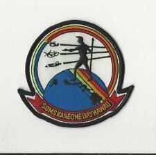 USMC PATCH - MARINE CORPS AIR STATION KANEOHE BAY SOMS