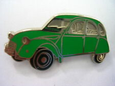 PIN'S VOITURE 2CV CITROEN  /  EMAILLEE