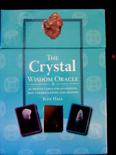 THE CRYSTAL WISDOM ORACLE. With Gemstone. Divination and Healing