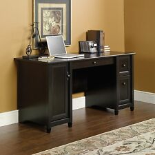 Computer Desk - Estate Black - Edge Water Collection (408558)