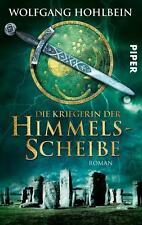 Hohlbein, Wolfgang - Die Kriegerin der Himmelsscheibe: Roman