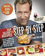 Top Secret Recipes Step-By-Step : Secret Formulas and Photos f (FREE 2DAY SHIP)