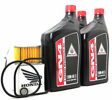 1985 HONDA CB450SC NIGHTHAWK 450 OIL CHANGE KIT