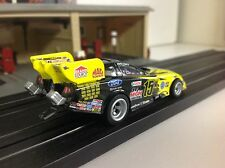 NEW John Force GTX 15X Mustang FUNNY CAR dragracing FROM SET ONLY slot car