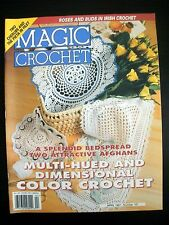 Magic Crochet Magazine #107 April 1997
