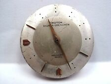 Antique Croton Nivada Grenchen Auto Watch Movement 26 mm 17 jewels.