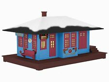 LIONEL 6-83434 THE POLAR EXPRESS PASSENGER STATION O GAUGE