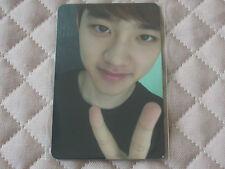 (ver. D.O.) EXO 2nd Album EXODUS Chinese Version Photocard Call Me Baby DO SM