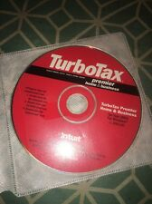 2003 TURBOTAX  HOME & BUSINESS PREMIER - TAXES DONE RIGHT For Windows