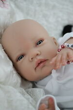ABSOLUTELY GORGEOUS REBORN CELIA ~ BALD BABY GIRL ~ FULL LIMBS ~ ABC DOLL