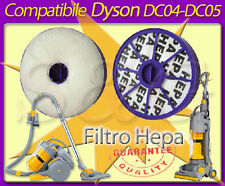 DY04H: FILTRO HEPA ANTIALLERGICO DYSON DC04 DC05 DC08 DC08T DC19 DC20 DC21 DC29