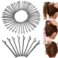 Invisible-Top-Waved-Bobby-Pins-Grips-Hair-Clips-Salon-Barrette For Women's Hair