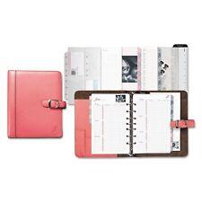 Day-Timer Pink Ribbon Leather Desk Starter Set - 48434