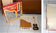 Pianoforte e chitarra FAIPLAST COMPOSIZIONE JAZZ Anni 60 Composition Tondichtung