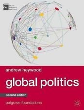 Global Politics by Andrew Heywood (Paperback, 2014)