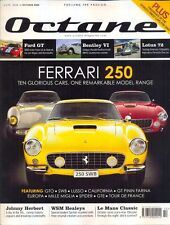 Octane magazine no.16 Ferrari 275 Ford GT Bentley VI Lotus 72 WSM Healeys