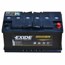 EXIDE Equipment ES900 12V 80AH Starterbatterie EN (A):540 Marine Boot Wohnmobile