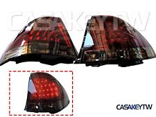 LEXUS IS200 IS300 98-05 LED RED/SMOKE Tail Lights Rear ALTEZZA
