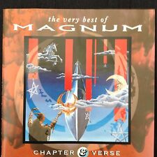 MAGNUM: CHAPTER & VERSE (Very Best Of..) 1993 CD Vigilante, Rockin' Chair etc.