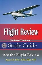 Flight Review Study Guide by James D. Price (Paperback)
