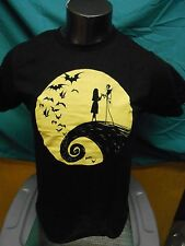 Mens Licensed Nightmare Before Christmas Shirt New M