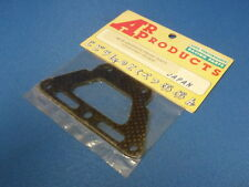 Vintage Kyosho Inferno Graphite Front Plate (AR KI-06) Made in Hong Kong