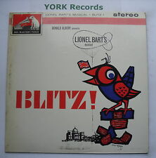 BLITZ - Cast Recording Of Lionel Bart's Musical - Ex Con LP Record HMV CSD 1441