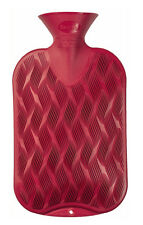 Fashy Single Ribbed Hot Water Bottle