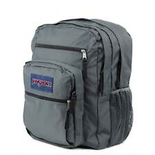 JANSPORT Big Student Backpack Forge Grey School Bag TDN76XD *UK STOCKIST