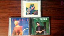 Tom Coster Did Jah miss me & Gotcha & From me to you 3 Cd Lot Vital Information