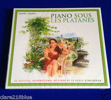 NEW SEALED  Piano Sous Les Platanes (2014) CD Festival International  Classical