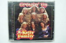 KELLY FAMILY (THE) GROWIN' UP CD SEALED