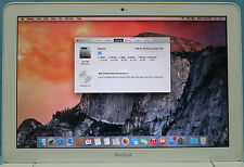 "Apple MacBook A1342 Unibody MC207LL/A 13.3""Laptop 2.26 Ghz Core2Duo 4GB RA 250GB"